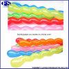 espiral de la perilla los 26cm del Tarjeta-Embalaje 7 del #Spiral# 40PCS formado torciendo los globos del látex