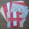 Navidad DIY Scrapbooking 6X6 Paquete de papel con diseño hecho a mano de papel del libro de recuerdos