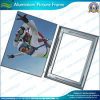 カスタマイズされたアルミニウムスナップの写真フレームの額縁(B-NF22M01102)