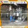 Máquina móvel Waste usada da destilação do petróleo de motor do petróleo para basear o petróleo