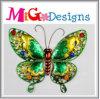 Colorido útil decoración de moda a mano del metal para la boda