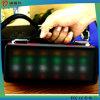 Mini haut-parleur sans fil cubique de Bluetooth avec la lumière instantanée de DEL