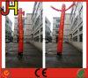 Uomo gonfiabile del tubo del danzatore dell'aria, uomo gonfiabile dell'aria del danzatore del cielo