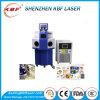 Bewegliche Goldsilber-Schmucksache-Laser-Schweißer-Maschine