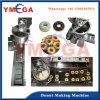 Hoch entwickelter Typ automatisches Gas und elektrisches Dounut, die Maschine formt