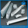 Materiales de construcción C/correa de acero de Z para la estructura de acero prefabricada