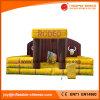 Het opwekken van het Opblaasbare Interactieve Gezelschapsspel van het Huis van de Stier van de Rodeo Berijdende (T7-116)