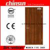 De houten Deur van de Brand met BS- Certificaat