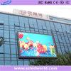 P20 en el exterior LED de color fijo completo panel de pantalla de visualización de publicidad