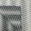 Ткань шерстей Gigging штриховатости волны в готовом