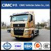 Proveedor de Sinotruk HOWO A7 4X2 Camiones tractores