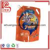 Bolso de empaquetado líquido plástico de aluminio modificado para requisitos particulares de la dimensión de una variable con la impresión