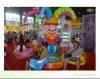 Máquina de juego de interior del Trapeze del oscilación de los cabritos del patio del parque de atracciones de la alta calidad