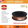 Glatter beständiger Schweißens-Draht Aws Er70s-6 (0.8mm D100/D200/D270/D300) Lichtbogen-China-MIG