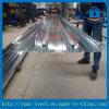 Strato d'acciaio ondulato e concreto di Decking del pavimento del metallo