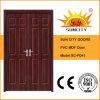 Dobro do preço da fábrica o bom folheia as portas interiores (SC-P041)