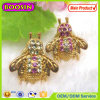 작은 Crystal Brooch Pins 또는 Crystal Bee Brooch Pins #51004