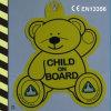 Отражательный ребенок безопасности на борту с CE En13356