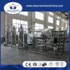 3000lph sistema de Osmose Inversa de Tratamento de Água com caixa de aço inoxidável