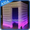 Bunter LED-aufblasbarer Foto-Stand-/Foto-Stand-Hintergrund für Partei