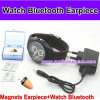 Bluetooth Watch con Micro Wireless Earpiece