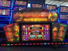 Duo Fu Duocai-Schlitz-video Säulengang-spielendes Kasino-Spiel-Maschine