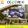 Outdoor Visual Advertizing Video Display를 위한 P6 LED Display