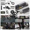 Kit del motor de la bicicleta eléctrica de Bafang MEDIADOS DE con abajo la batería del tubo