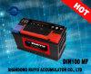 Загерметизированная безуходная батарея батареи автомобиля автоматическая (DIN100 12V 100AH)