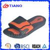 Deslizador ocasional confortável da praia de EVA dos homens com gancho & laço (TNK20016)