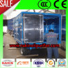 Isolierung Oil Treatment Equipment in Mobile Trailer Type