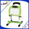 Bewegliche nachfüllbare Arbeits-Leuchte der Leistungs-180 LED