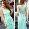 Form-beiläufiges reizvolles Strand-Partei-Kleid (FS5812)