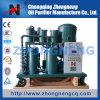 El ahorro de energía utilizado purificador de aceite lubricante de la máquina para la industria textil