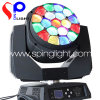 19X15W LED Wash Moving Head Light mit Zoom, 4 in-1 Osram LED, RGBW Color