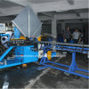 Manufacturing Aeration Tube를 위한 나선형 Duct Forming Machine