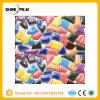 350PCS/500g/lote, de cerámica de colores mezclados de forma gratuita mosaico,