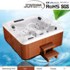 5 Persons (JY8012)のためのヨーロッパのNew Design Balboa Hot Tub Aristech Acrylic Massage Outdoor SPA