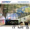 Aangepaste LEIDENE van de Transparantie van het Kabinetformaat Vertoning van de Bouw van Glas - Muur