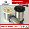 De beste Leverancier Ohmalloy 0.025mm Nicr micro-Draad Ni30cr20 voor de Elementen van de Weerstand
