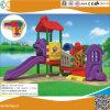 高品質の子供の屋外のプラスチック遊園地装置