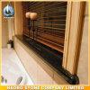 Peitoril preto da janela do granito da qualidade personalizado