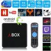Vakje van TV van Ibox het Androïde 7.1.2 OS met Rk3128 Quand van de Kern 1GB Het Slimme Vakje van de Steun 4K 1080P HD WiFi IPTV van ram/8gb- ROM