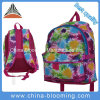 Meninas de volta ao saco da trouxa das crianças do estudante da escola