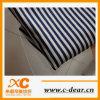 Tissu à rayures de haute qualité denim