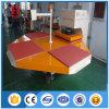 O calor de sublimação rotativo Pressione a máquina com 4 Placas