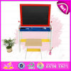 2015 Chair de Selling Children chauds, Blackboard Table, Children Study Table et Chair, Multifunctional Blackboard à vendre W12b050