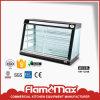 Het Verwarmingstoestel van de Vertoning van het Voedsel van China met Lichte Doos (hw-1200B)
