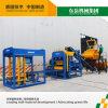 Bloco automático do cimento que faz o grupo da maquinaria da máquina Qt4-15 Dongyue
