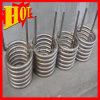 Tubo Titanium de la bobina del cambiador de calor de ASTM B338 Grade2